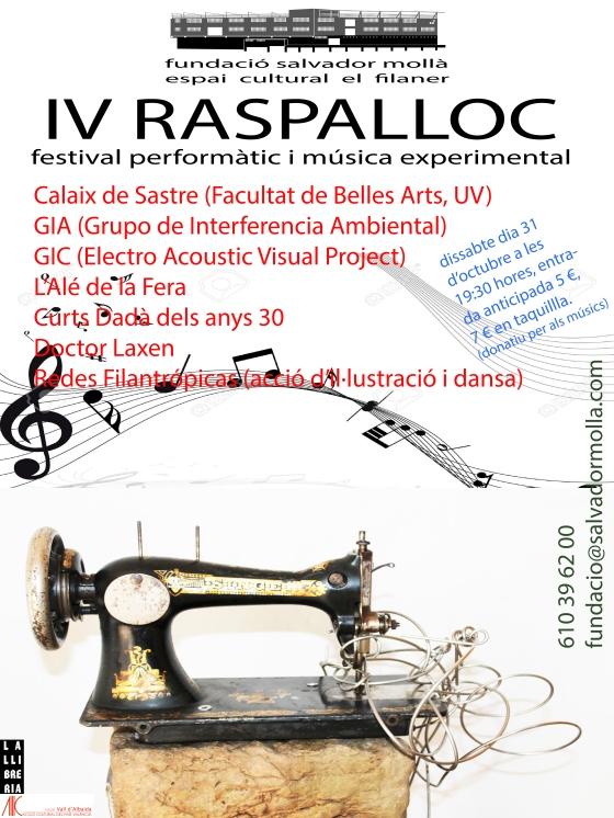 IV RASPALLOC